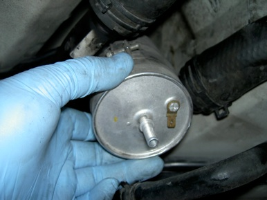 Replace the Fuel Filter